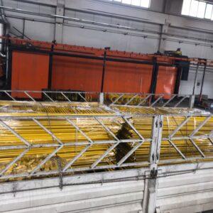 metal güvenlik bariyeri metal bariyer zabıta bariyeri demir güvenlik bariyer polis bariyeri demir bariyer üretimi imalatı trafik ürünleri trafik malzemeleri ankara