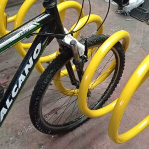 sarı bisiklet park yeri bisiklet parkı 10 lu bisiklet park demiri bisiklet koyma yeri bisikletlik apartman bisiklet park yeri demirleri spiral bisiklet park alanı imalatı ankara