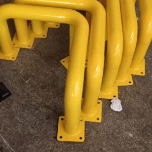 yüksek kolon koruma bariyeri kolon koruma demiri yüksek kolon koruyucu bariyer fabrika koruma sistemleri ilgi trafik sistemleri imalatı üretimi ankara
